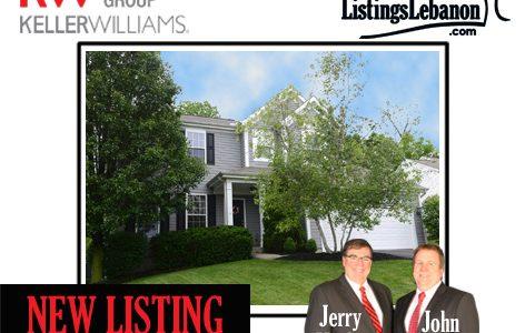 Lebanon Ohio home for Sale