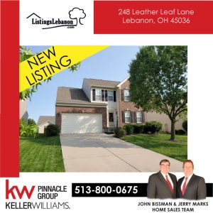 248 Leather Leaf Ln,Lebanon, OH 45036